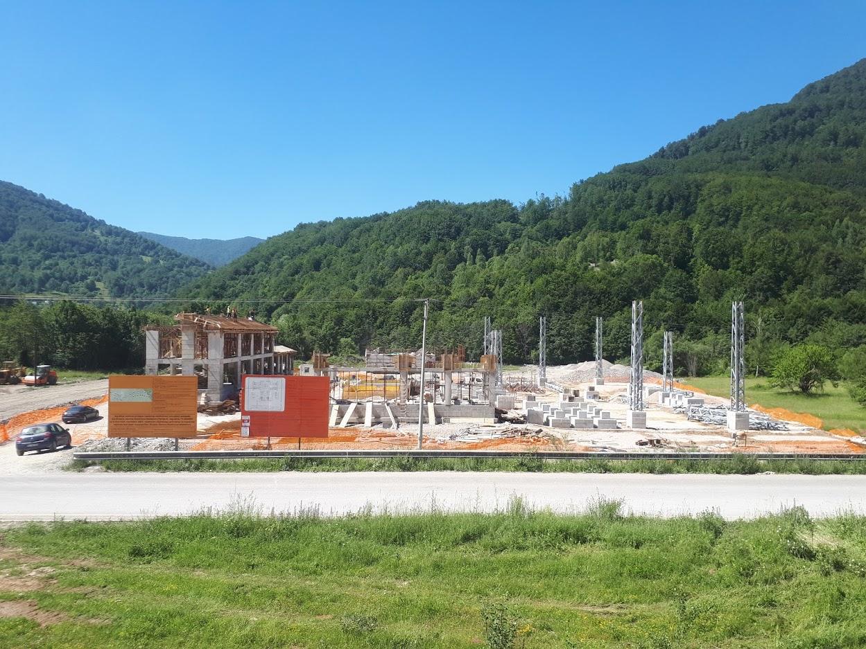 TS 110/20 kV Mateševo